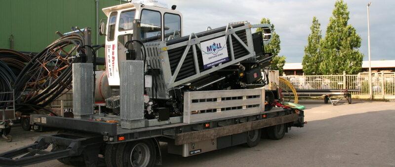 Nieuwe machine (MT18)